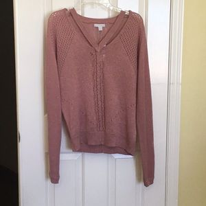 Women's Brand New New York And Company Sweater